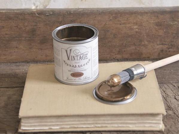 Peinture métallique à l'eau - Bronze 200 mL - ref 700151