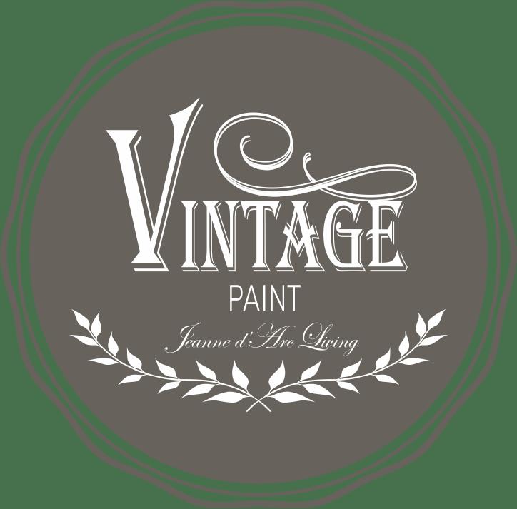 Logo Vintage Paint - Tampon