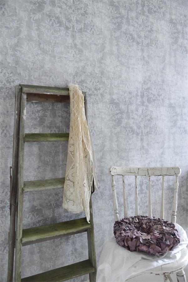 Papier peint motifs gris v2 - ref 700291