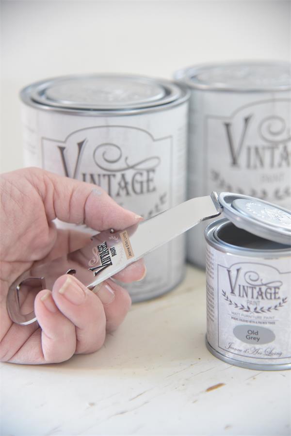Ouvre pot à peinture Vintage Paint - Réf. 700363