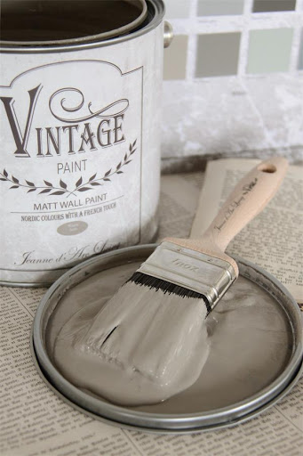 Guide d'utilisation Vintage Paint