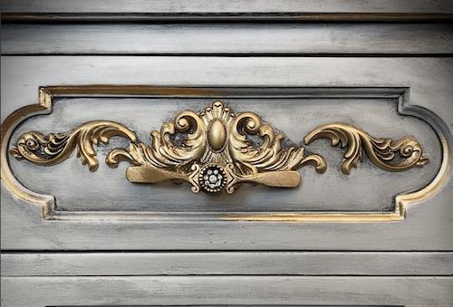 Exemple moule décoratif médaillon Thorton - Thorton medallion redesign 3