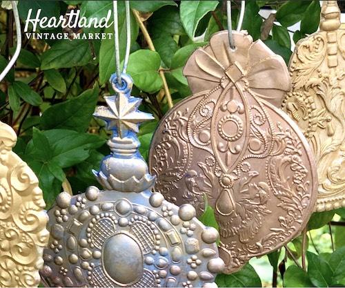Exemple moule décoratif ornements victoriens - VICTORIAN ADORNMENTS redesign