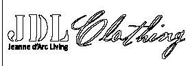 JDL clothing logo