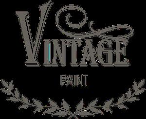 Vintage Paint logo gris marronpng - 300 x 245 - Resol 100